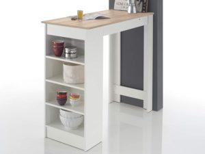 Bartheke mit Regal, Küchentresen